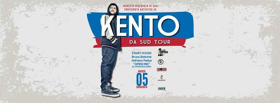 Kento Live
