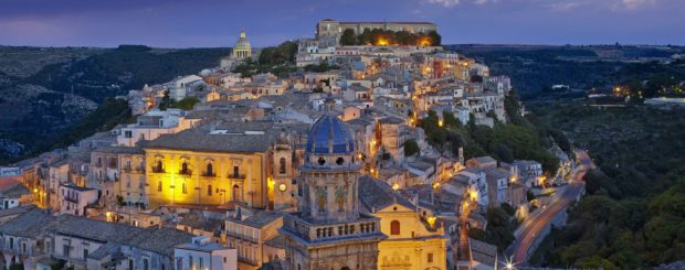 Ragusa Ibla nightlife