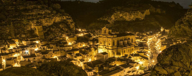 Scicli: what to visit by night
